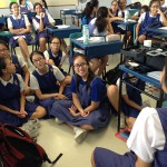 Grooming & Etiquette Training at CHIJ Toa Payoh